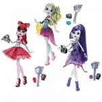 Куклы монстер хай Monster High Dot Dead Gorgeous, смертельно прекрасный горошек