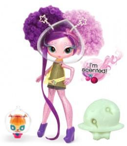 Ari Roma I am Scented Novi Stars кукла-инопланетянка