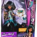 Кукла Cleo de Nile Ghouls Rule Monster High в маскарадном костюме