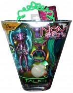 Кукла-инопланетянка Mae Tallick I Talk Novi Stars