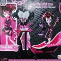 Ванная комната + кукла Draculaura Powder Room Monster High