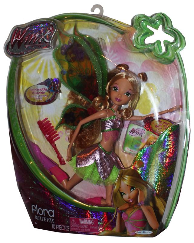 Buy Winx Club Winx 11.5 Deluxe Fashion Doll Believix - Stella 74