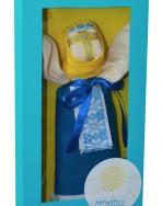 Кукла-Мотанка Богуслава. Серия «Молитва за Украину»