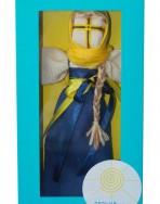 Кукла-Мотанка Зоряна. Серия «Молитва за Украину»